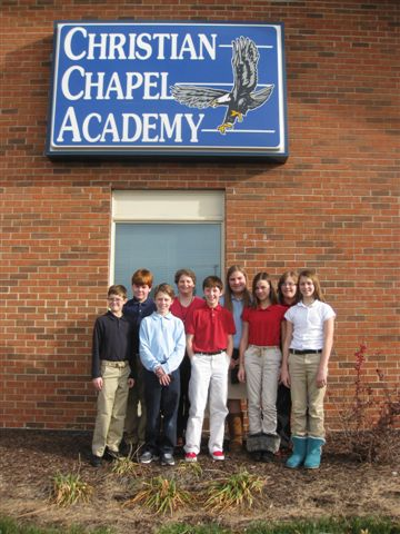 Christian Chapel Academy, successful fundraising group